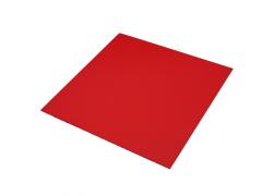 Оргстекло красное 3мм 1525*2050 мм