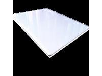 Полистирол ударопрочный белый HIPS, Gebau 2000x3000 мм, толщина 2 мм