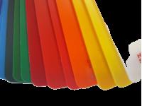 Полистирол ударопрочный цветной HIPS, Gebau 2000x3000 мм, толщина 2 мм