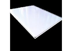 Полистирол ударопрочный белый HIPS, Gebau 2000x3000 мм, толщина 4 мм