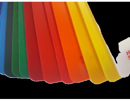 Полистирол ударопрочный цветной HIPS, Gebau 2000x3000 мм, толщина 4 мм