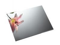 Полистирол зеркальный серебро 1000x2000 мм, толщина 1 мм