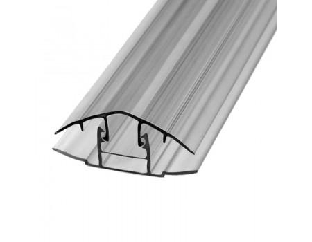 Профиль соединительный разъемный HCP 16 мм