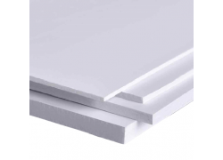 """Вспененный ПВХ 3мм белый 2030*3050мм """"RS-Foam"""" (0,55-0,65г/см3)"""