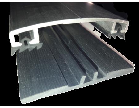 Алюминиевый соединительный профиль (комплект №1)