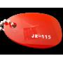 Акриловое стекло красное JR-128 светорассеивающее Moden Glas