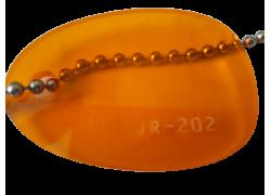 Акриловое стекло оранжевое  JR-202 Moden Glas