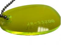 Акриловое стекло желтое  JR-53200 Moden Glas