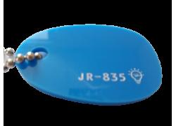 Акриловое стекло голубое JR-835 светорассеивающее Moden Glas