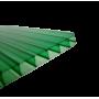Поликарбонат сотовый зеленый 8мм 2100х6000 мм