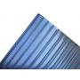 Поликарбонат сотовый Колотый лед прозрачный 10мм Carboglass 2100х6000 мм