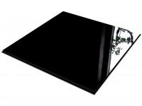 Акриловое стекло черное 3мм 1525*2050 мм