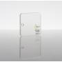 Акриловое стекло САТИН прозрачный-85% 4мм 1525*2030мм