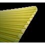 Поликарбонат сотовый желтый 10мм 2100х12000мм
