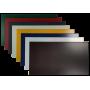 Алюминиевые композитные панели АКП Grossbond 3мм 1500*4000мм (al 0,21) Серебро матовое G9905