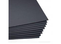 Вспененный ПВХ 5мм Черный 2050*3050 мм