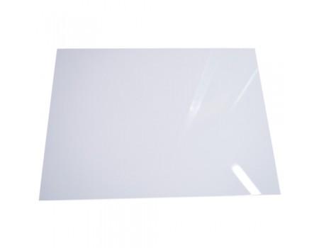 Полистирол 1000*1500мм 2мм Белый-глянец. Ударопрочный