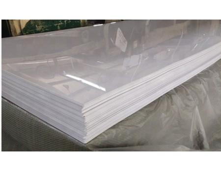 Полистирол 1500*2000мм 3мм Белый-глянец. Ударопрочный