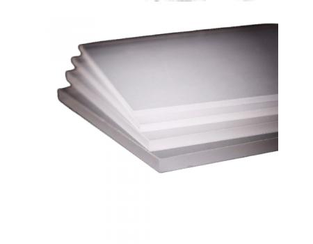 Монолитный поликарбонат 2мм 2050*3050 мм светорассеивающий (DIF) ОПАЛ 80%