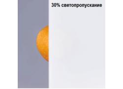 Полистирол 3мм молочный 30% 2050*3050 GPPS глянец/глянец