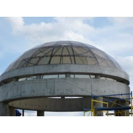 Купол из монолита ( Старт-РЛ)