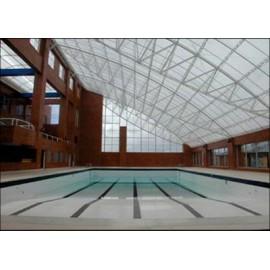 Крыша над бассейном